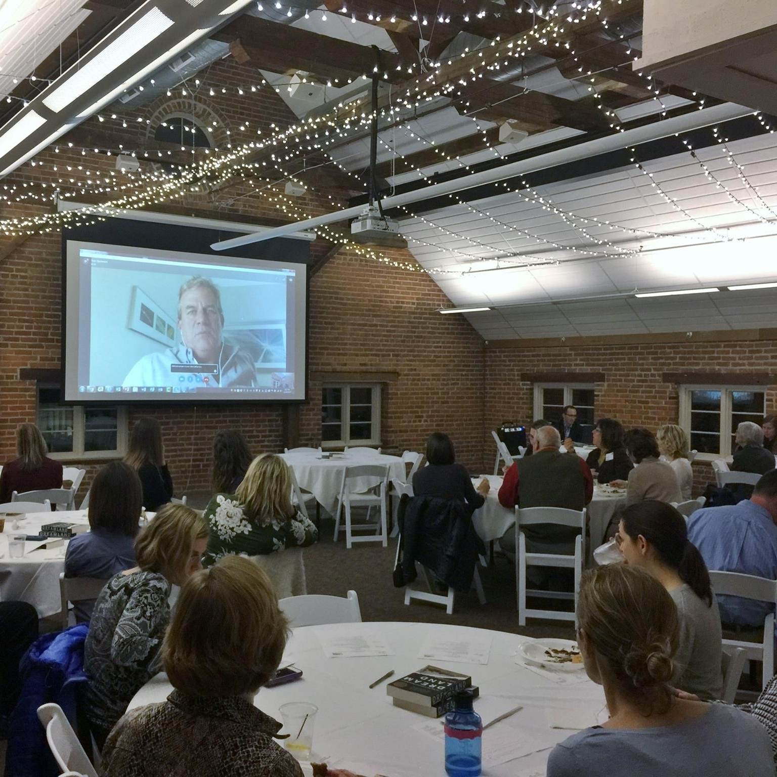 Using the book Dreamland and its historical overview of opiates in America as a backdrop, author Sam Quinones joined a family medicine discussion via Skype to offer his outlook, stressing critical cross-discipline collaboration in communities.