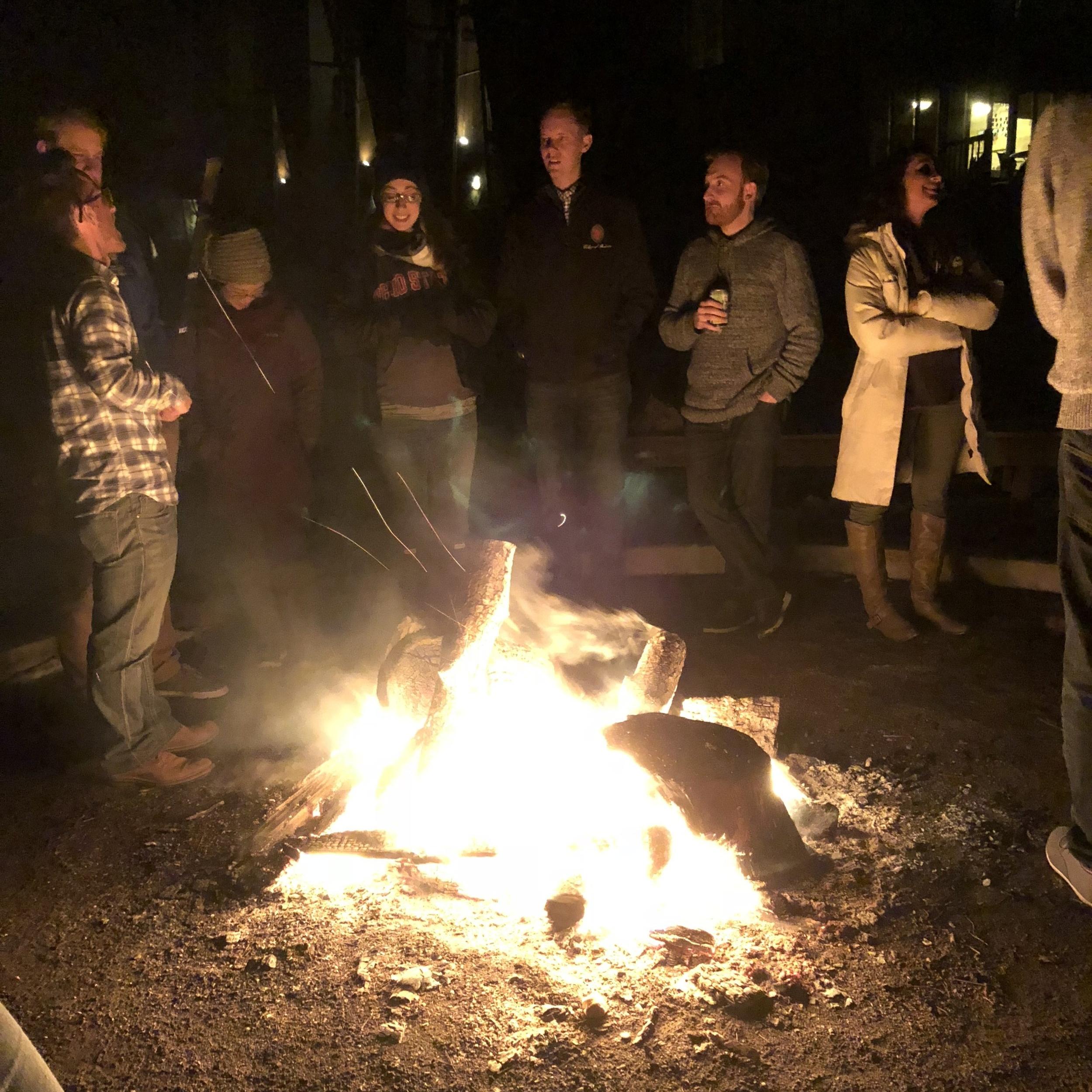 Bonfire wellness