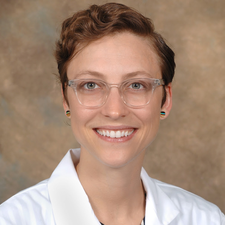 Samantha (Sammie) Lammie -  Emory University School of Medicine  I grew up in the rural Midwest and Appalachia thanks to a forester/mapmaking father and veterinarian mother. I've moved all over, from Philadelphia to the Bay Area, Atlanta, France, and South Africa. My academic background is in romance languages, public health, and infectious diseases. In med school, I quickly became interested in the overlap of primary care and mental health thanks to my rural background and past public health work in low-resource settings. I hope to fuse work as a clinician and researcher to better integrate mental health into primary care in the most isolated, underserved settings. I am so excited to be in a program that values the whole human being, both on the patient and clinician sides of the fence. I love the outdoors and being active (hiking, running, biking, yoga), spending time with family, writing, film, and fresh food.