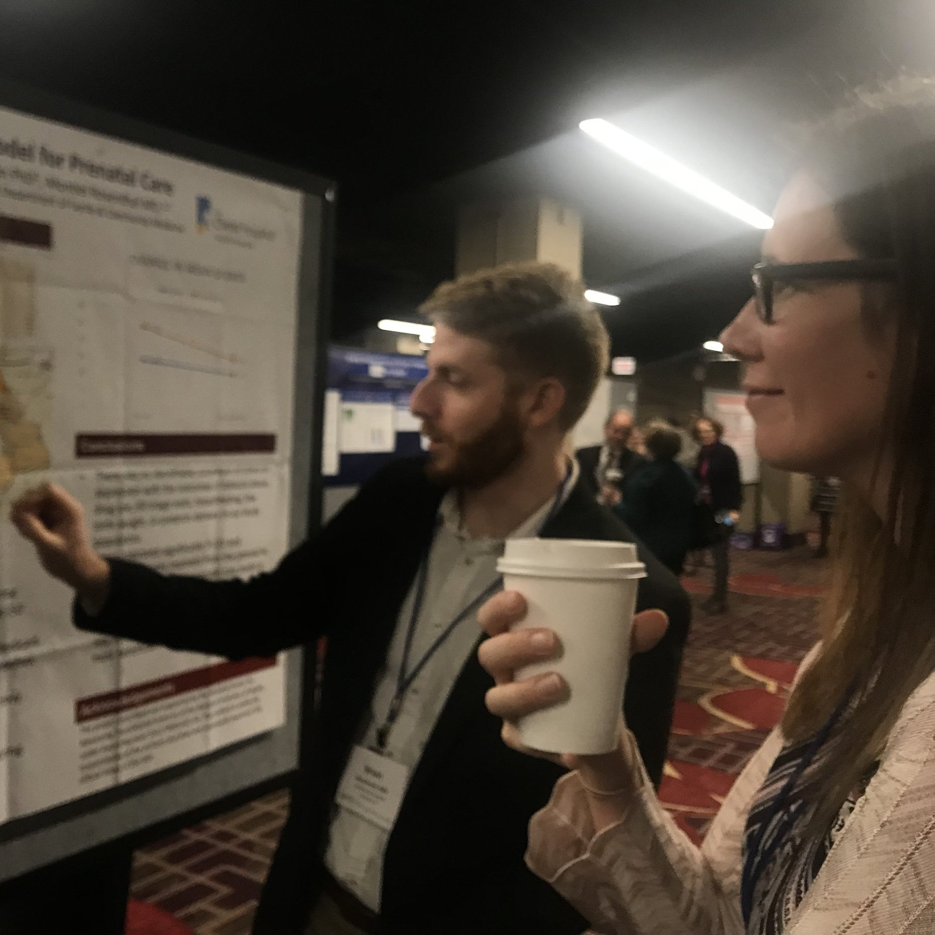 This year at the NAPCRG conference, Dr. Brian Bouchard and Dr. Megan Rich discuss depression scores for peri-natal populations.