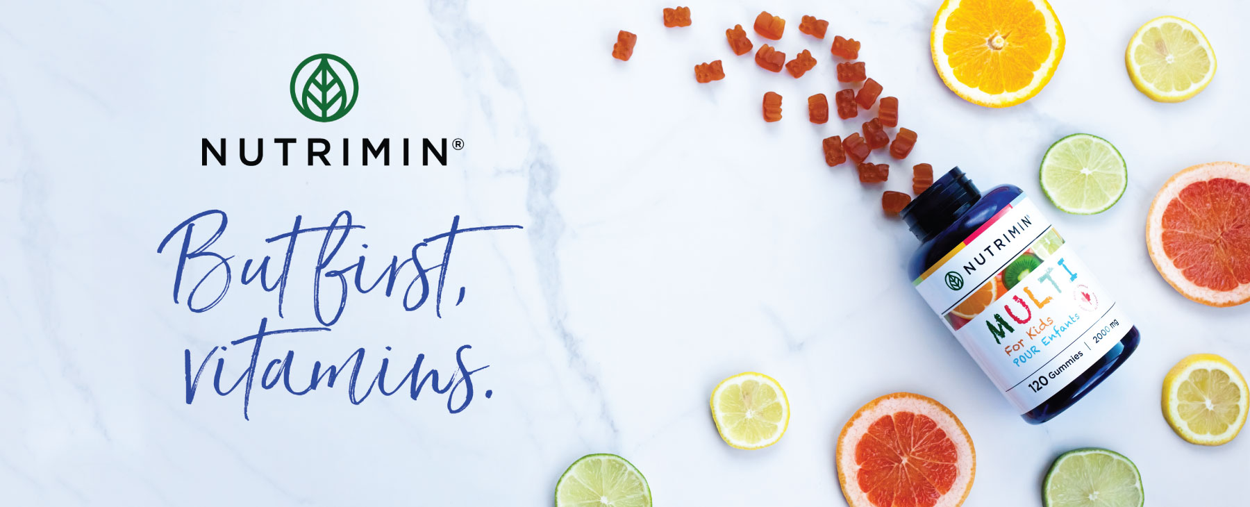 Nutrimin Canada Vitamins