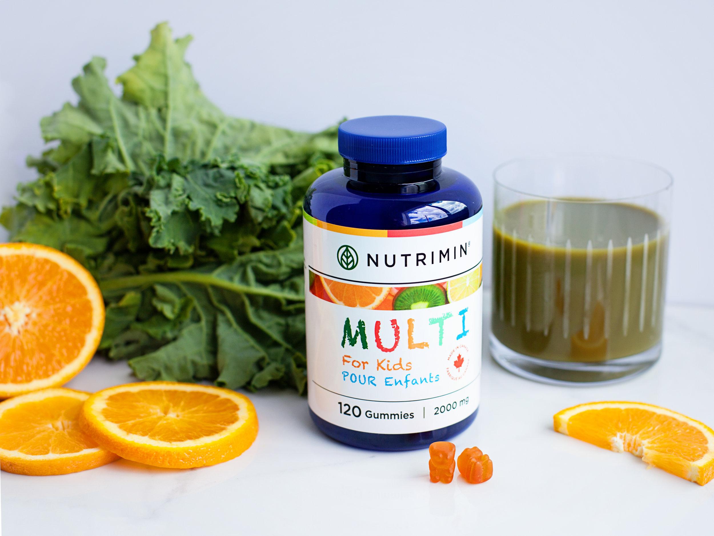 Nutrimin Halal Gummy Vitamins