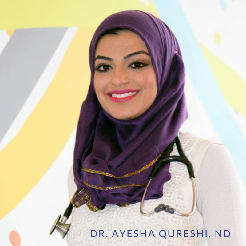 Dr. Ayesha Qureshi, ND