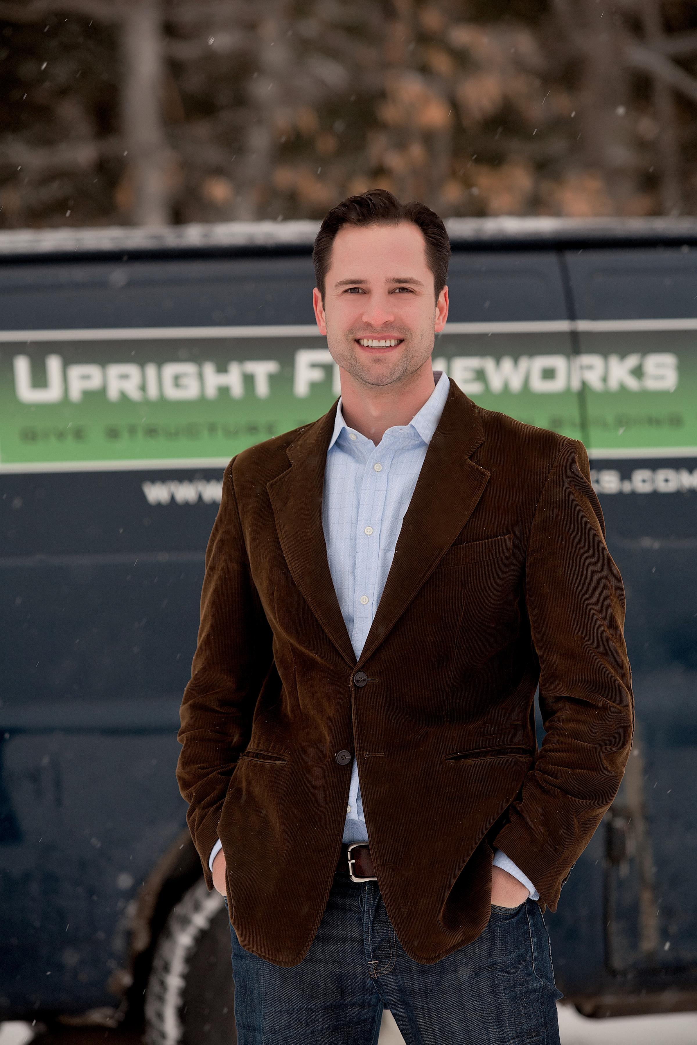 Joshua Wojcik , CEO, Upright Frameworks