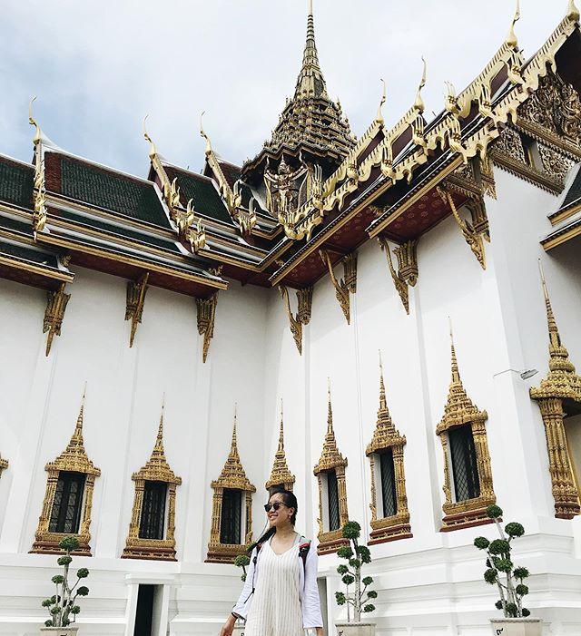 temple crawled through thailand🚶🏻♀️