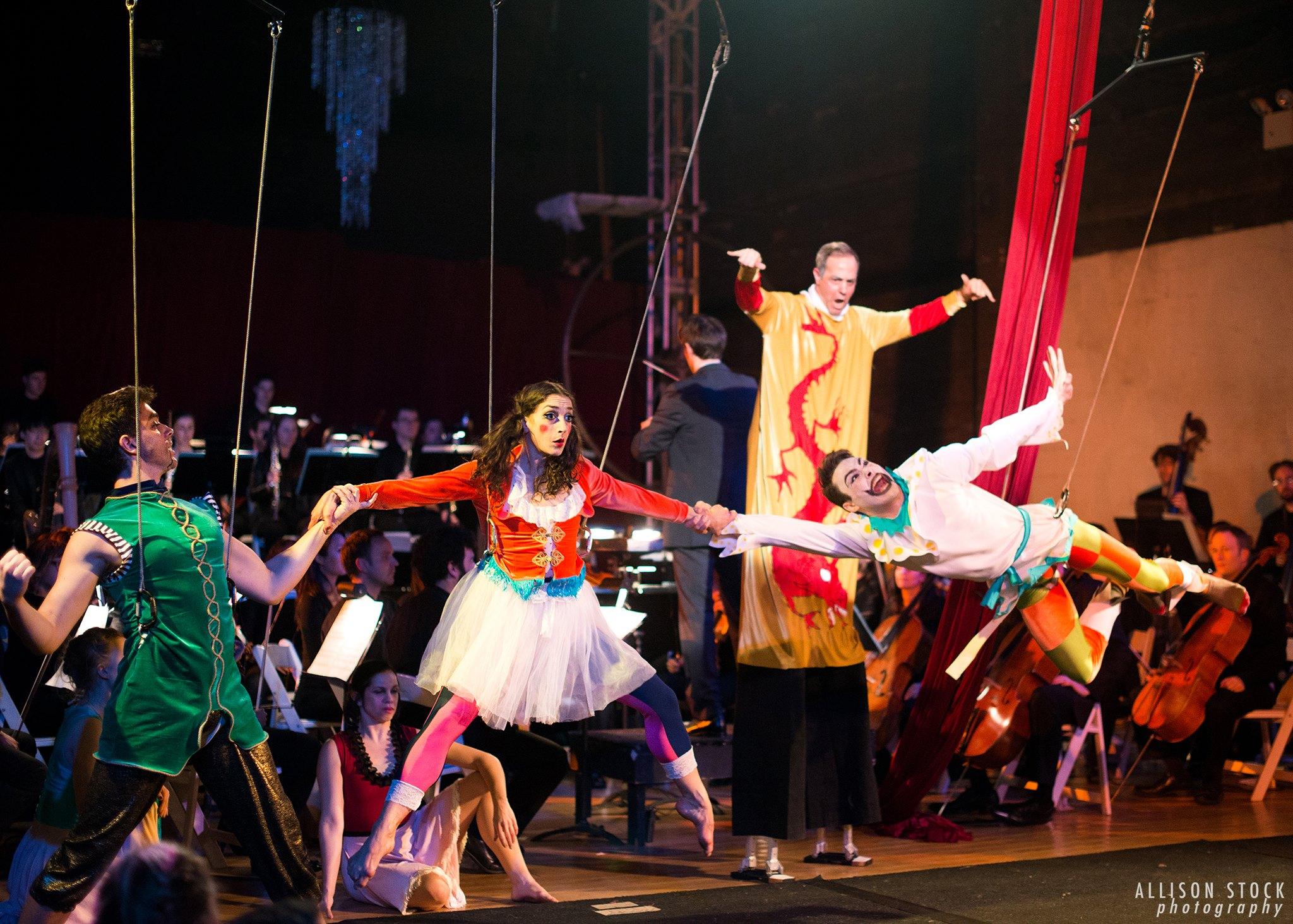 Petroushka ABCirque NYC Circus