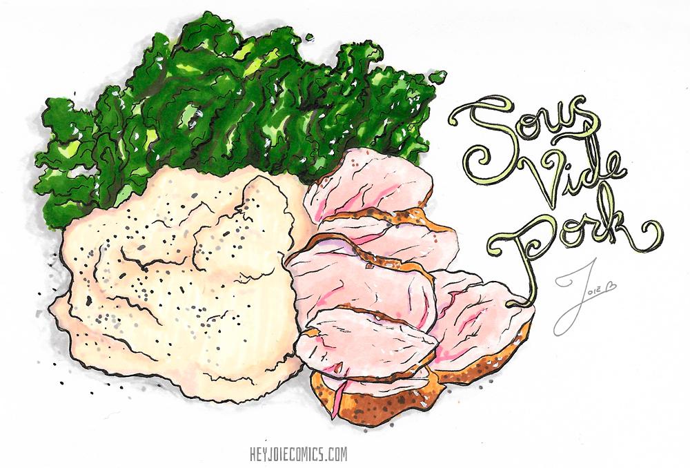 Sous Vide Pork