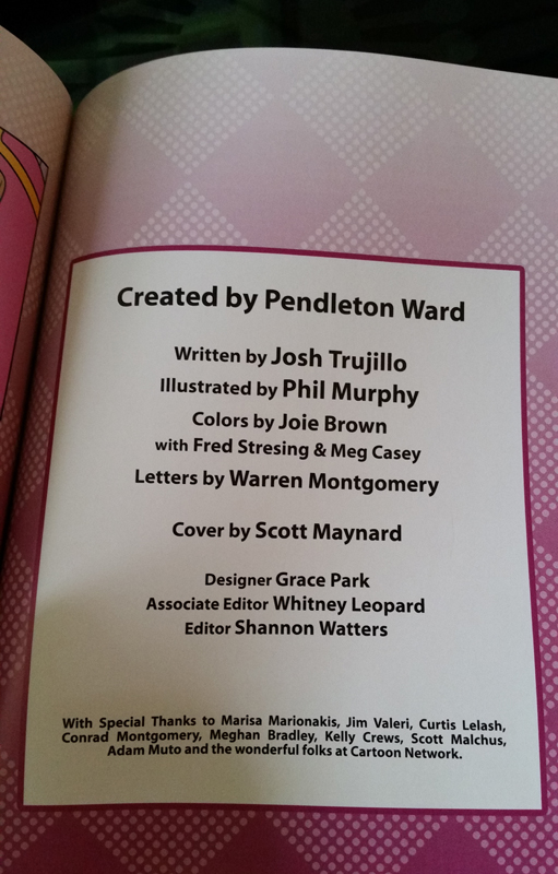 Title Page (maiden name credits)
