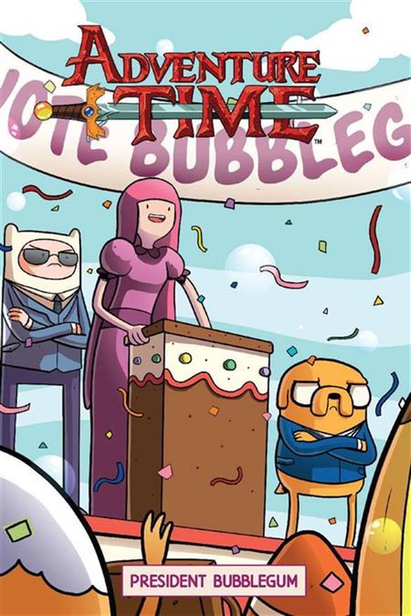 Adventure Time: President Bubblegum