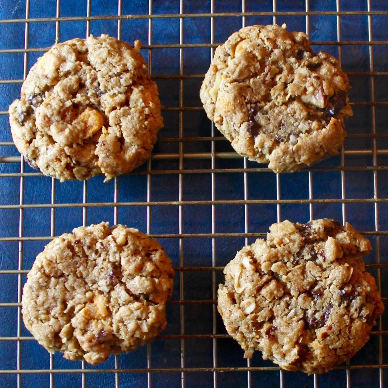 Cowboy Compost Cookies