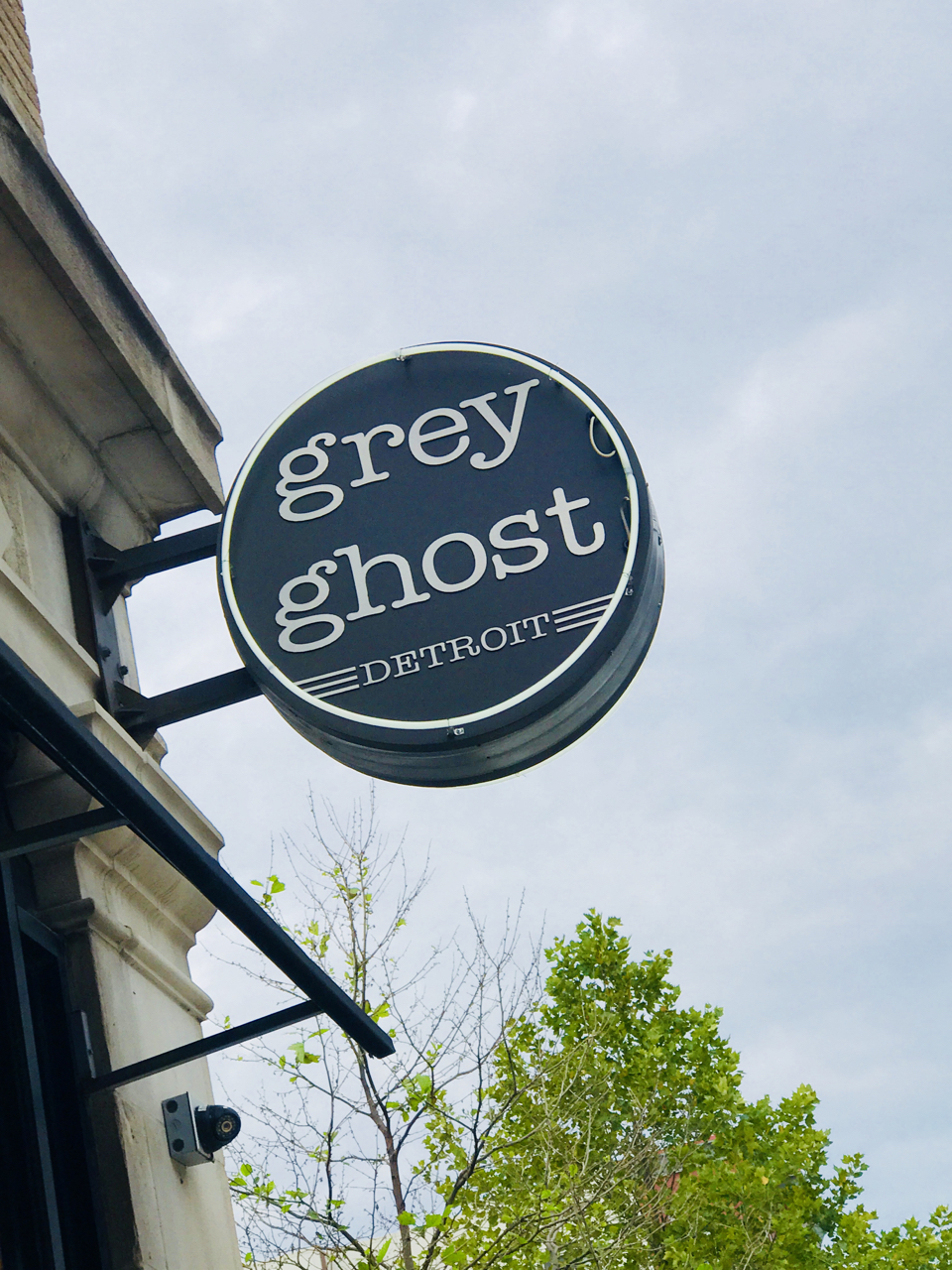 Grey Ghost - The #1 Reason I will return to Detroit