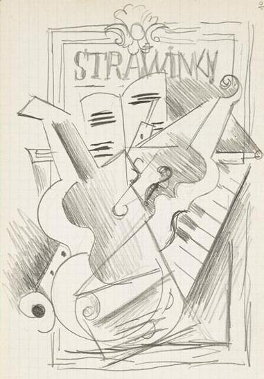 Traversing the Great Divide? Stravinsky, Modernism, Mass Culture - Stravinsky in Context, ed. Graham Griffiths (Cambridge: Cambridge University Press, forthcoming)