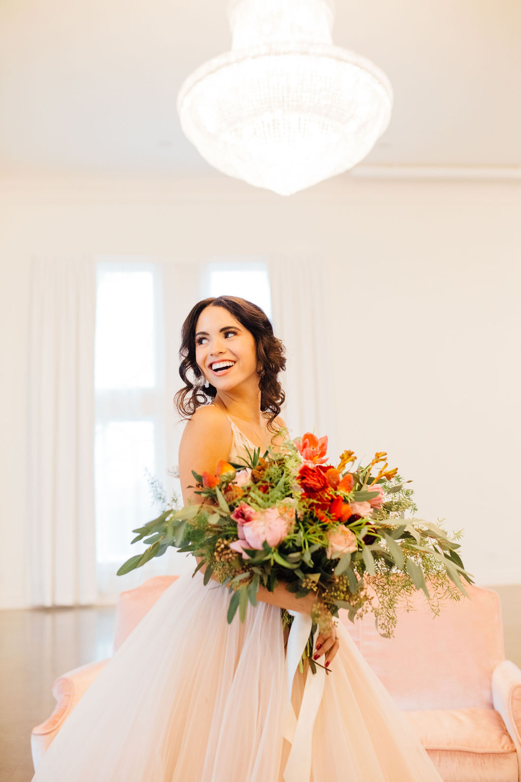 Cara Nicole Event Valentine Wedding Shoot