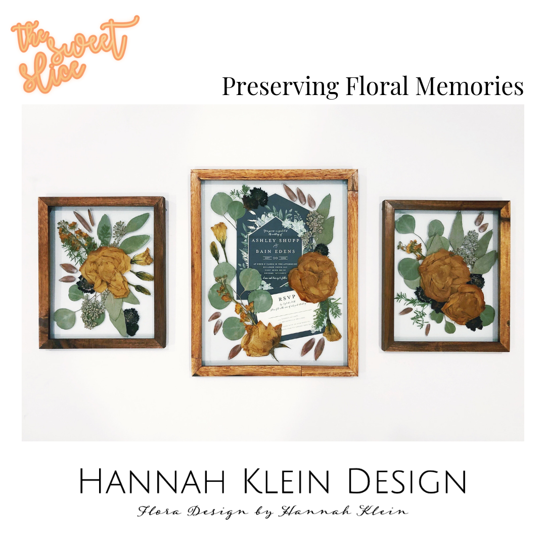 Episode 3 Preserving Floral Memories with Hanna Klein Design | The Sweet Slice Podcast