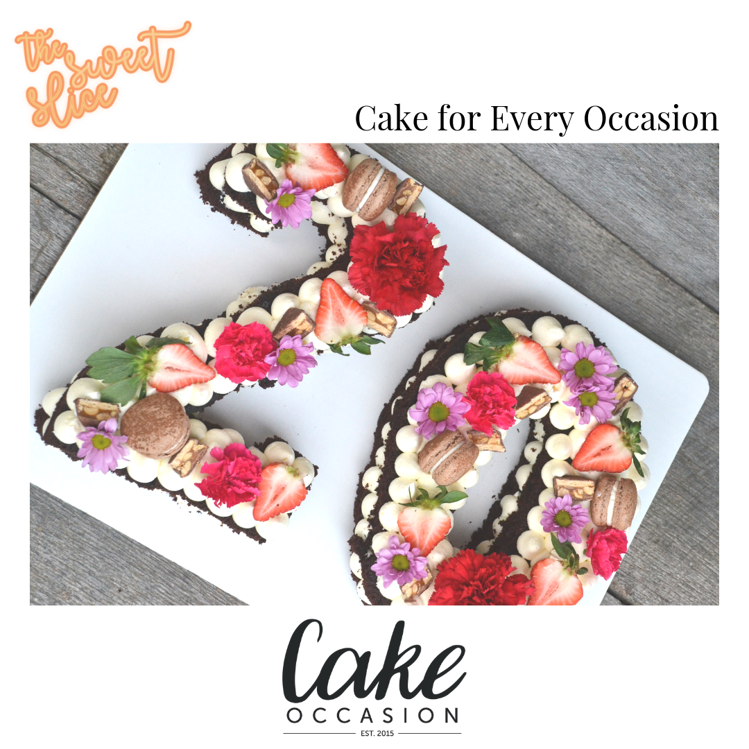Episode 4 Cake for Every Occasion with The Cake Occasion | The Sweet Slice Podcast