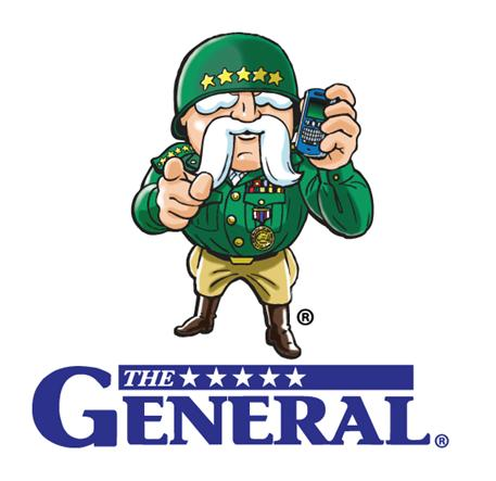 The General     1-844-328-0306