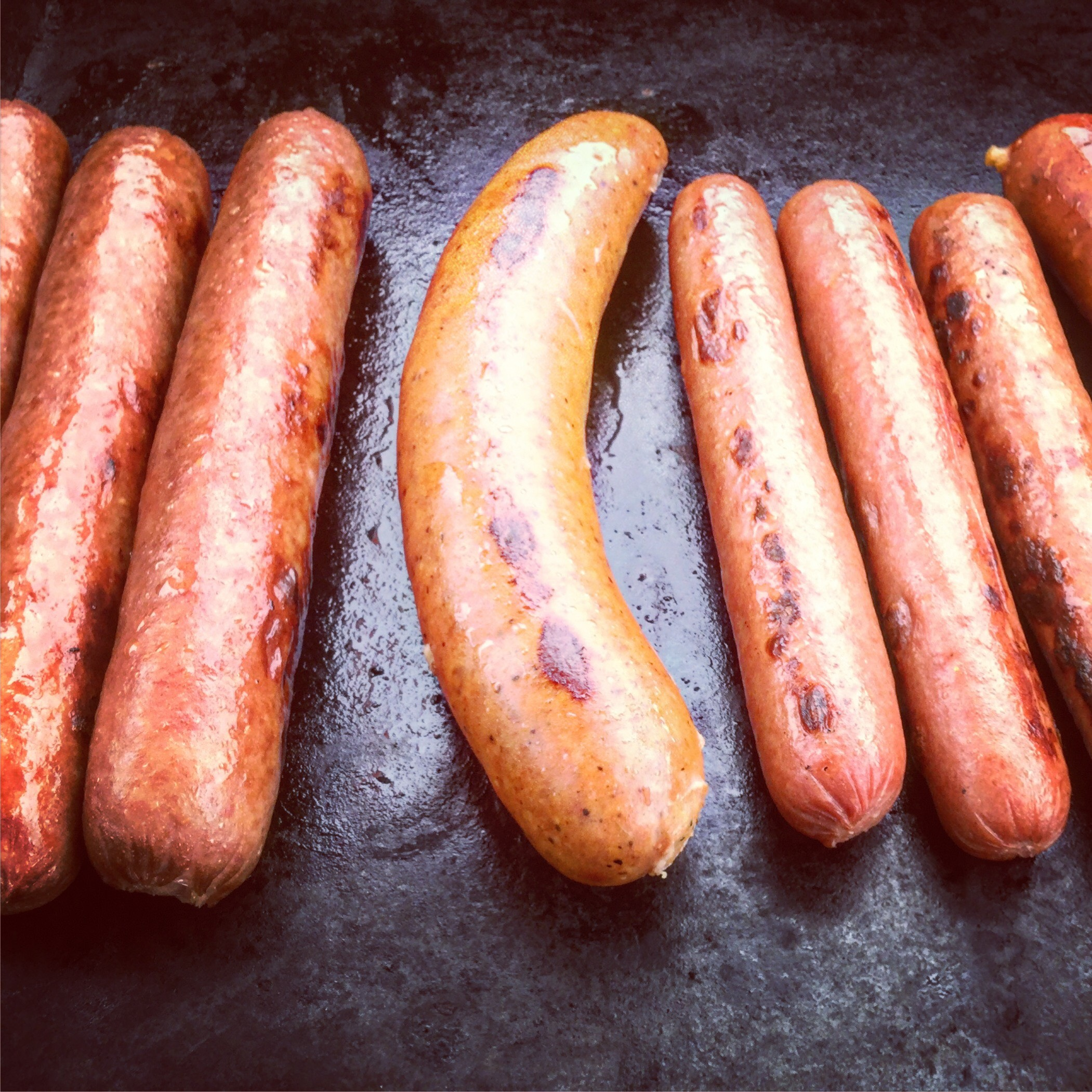 The large brat… in the middle.