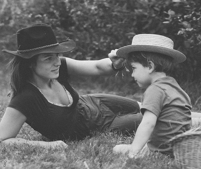 "Today is hard for me, for some reason, it's a sad day. I love being a mother, especially to my son, but it hasn't been easy or what I ever expected. Maybe, it's letting go of those expectations, including how we are supposed to feel today on Mother's Day. For me, it's a reminder of how much we do as mothers, caregivers, grandmothers, and ALL nurturers for our children and how hard we work to love, care and encourage them to show up in the world as themselves. Motherhood is messy, it's complicated and it's not supported in our culture 364 days out of the year. Instead we are taught that it's totally normal to be tired and simultaneously be superwoman, a sex goddess, a loving and selfless mother and a CEO. Just drink more coffee and booze.  Seriously. It's become socially normal for mothers to self medicate with caffeine and wine. We are told to get up one hour before everyone else to light incense and mediate as a form of self care, when all we want is more sleep. And then care for everyone else with a smile on our faces. We are told to keep going 364 days out of the year. . .  Only one day do we have ""permission"" to be seen as people and to do what we want. So I call BS. Because honestly you know what mothers need (especially single working mothers and BIPOC mothers and mothers with children with disabilities)? We need support, we need a time to rest, we need to be heard and seen and appreciated for what we do all year, not just one day. We don't need more gifts and manicures. We need SUPPORT and some space to raise our kids AND take care of ourselves. . I see ALL of you mamas out there today, and I feel for the ones before us that are not here physically but have guided us with their love and nurturing hands. I feel for the mothers struggling to get care for their kids, who are working 2-3 jobs to put food on the table, for those who want to have children, for those who have lost children, for those who are grieving the loss of their mother, for the mothers who have lost their babies before they had a chance to meet them. My goodness, All mothers in all forms are hero's. Thank you ❤️🙏🏽. Happy Mothers Day to you today and everyday."