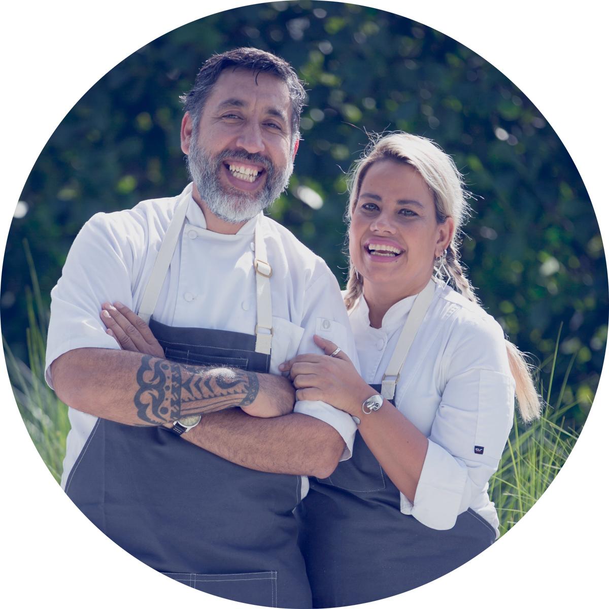 Horacio Rivadero & Veronica Manolizi