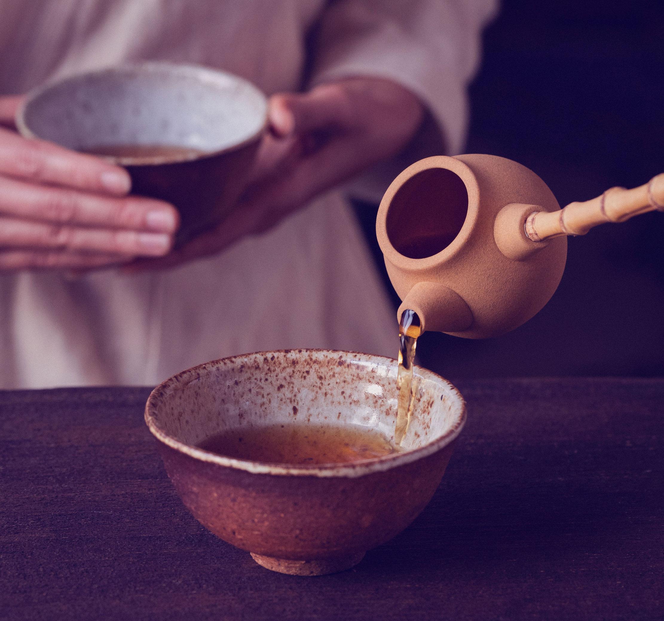the way of tea - with Wu De of Global Tea Hut