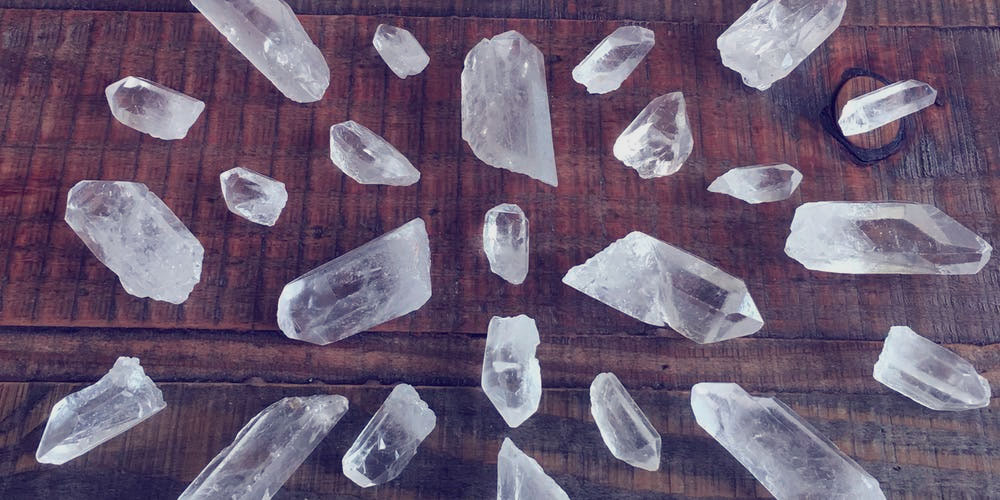1. CREATE YOUR OWN CRYSTAL GRID WORKSHOP - nyc | SUNDAY OCTOBER 20this hands-on crystal grid workshop will be a magical evening playing with beautiful crystals, basking in their amazing energy and making powerful light encoded crystal grids.