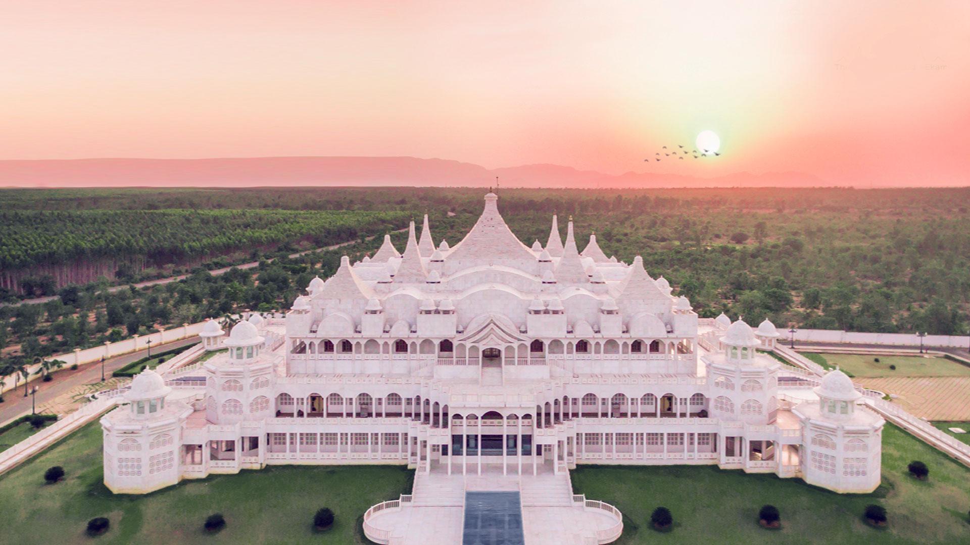 Ekam World Peace Festival - September 12–22   india + online