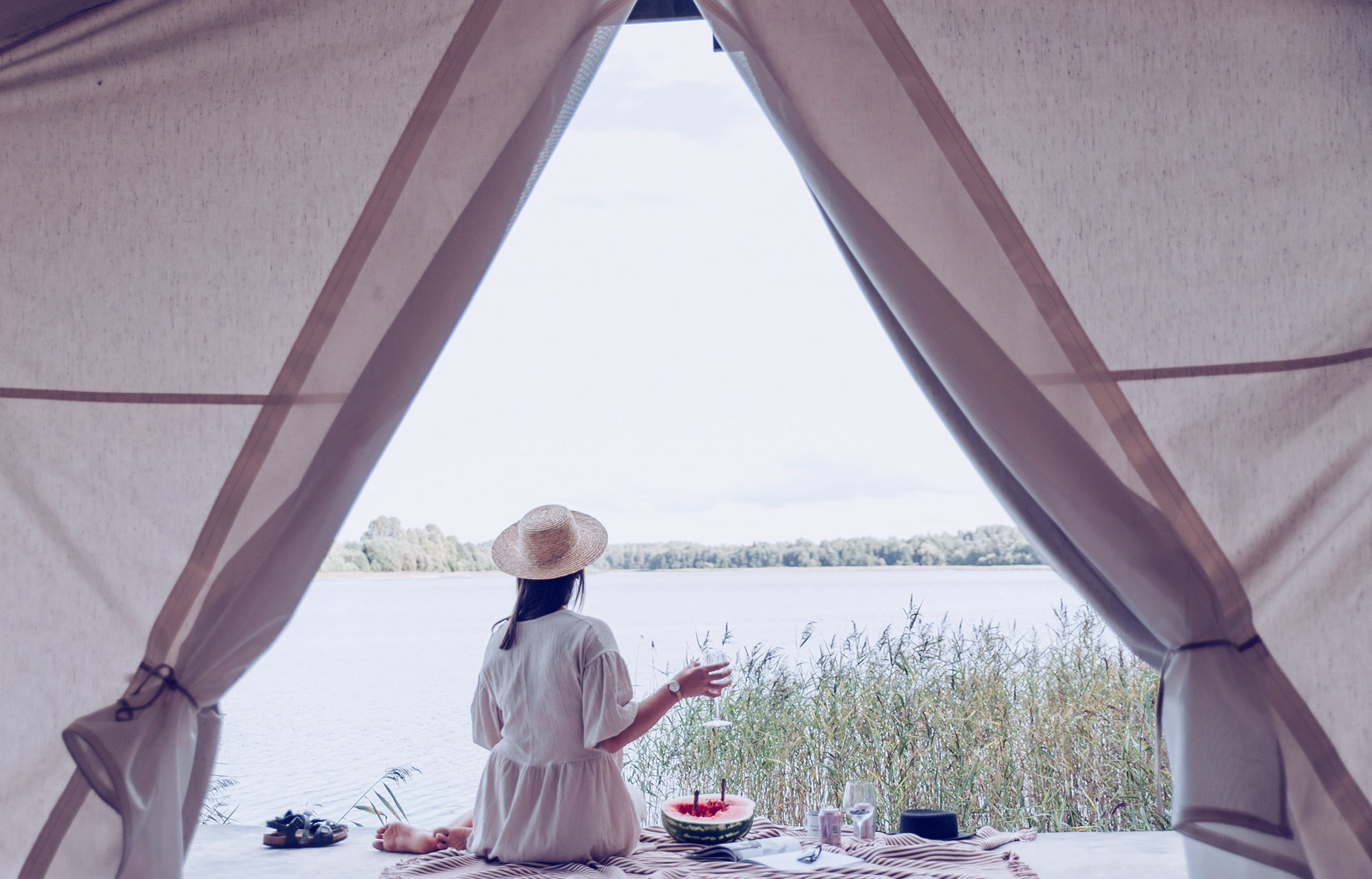 4. BACK TO NATURE WOMEN'S YOGA RETREAT - Oregon | july 19–21 2020Join Ambuja Yoga for the Seventh Annual Women's Glamping Retreat.