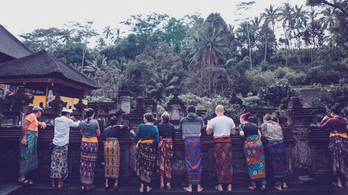 yoga & soul retreat - november 3–8 | bali