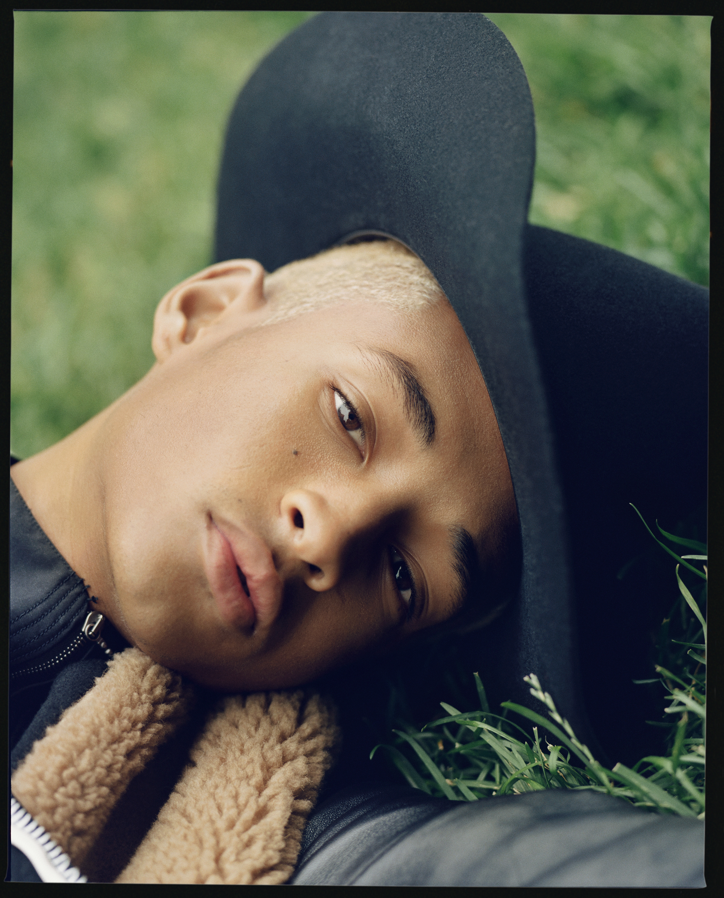 Jaden Smith, VMAN cover, 2018