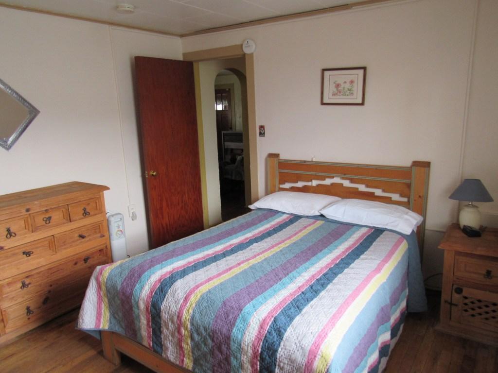 Bedroom in the Main Suite