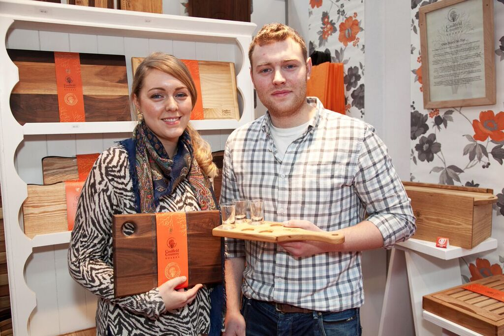 Meet the Makers - Louise & Pearse Caulfield