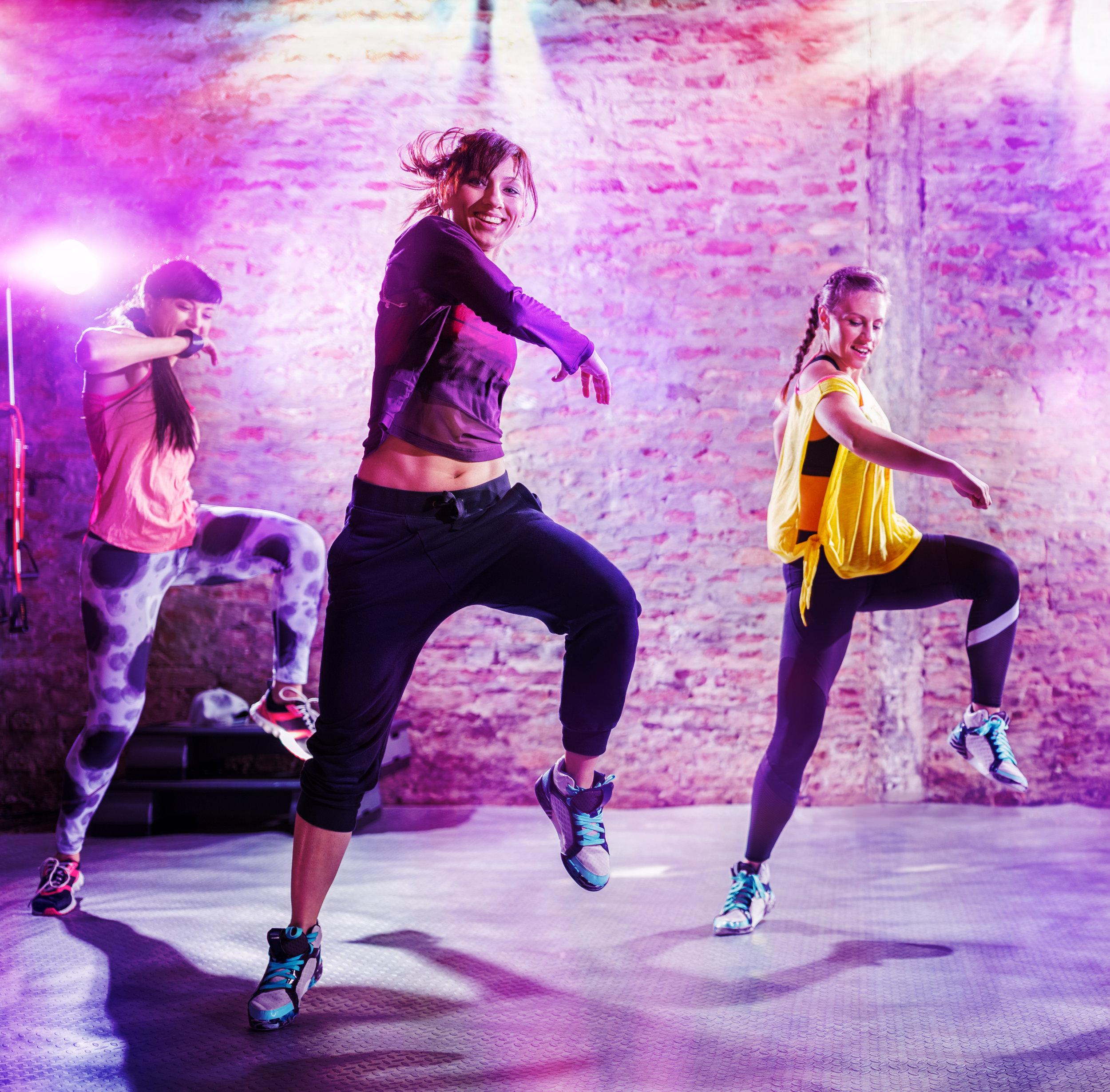 FHF CARDIO DANCE -