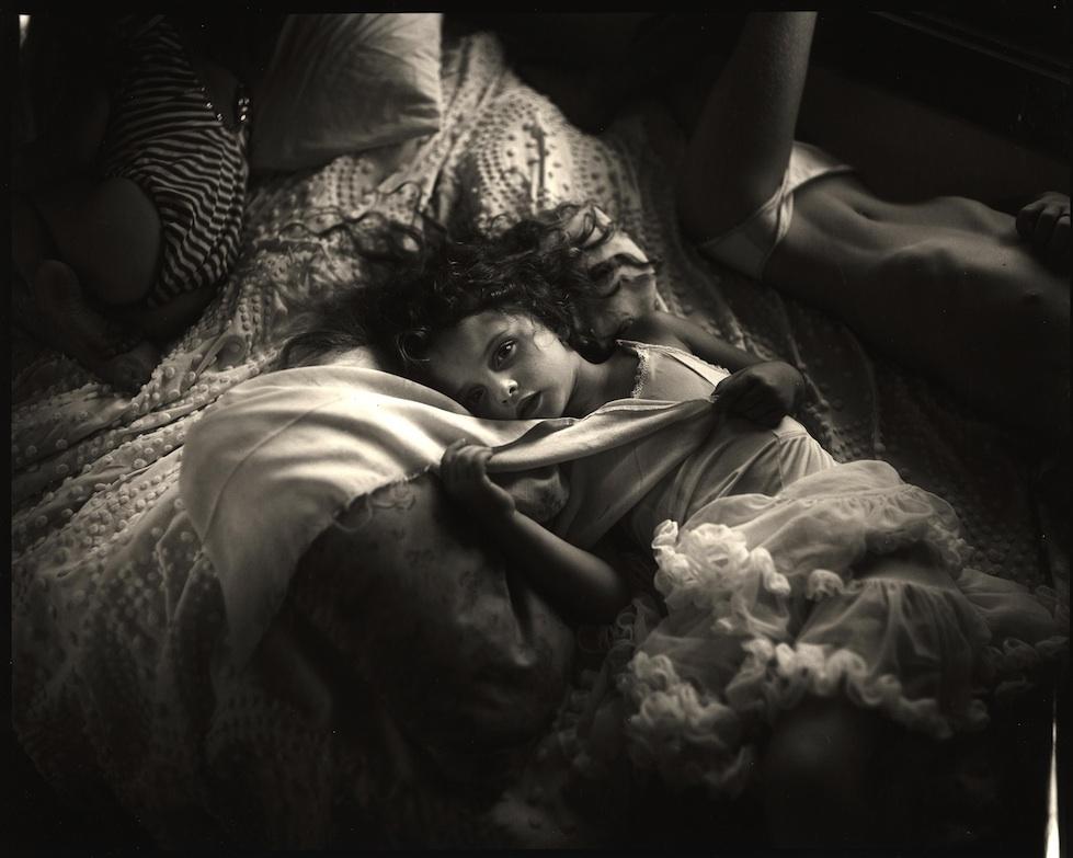 naptime, 1989 - 8 x 10 inch black & white photographBrescia Photography Biennial edition, 2006$3450