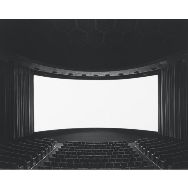 Cinerama Dome, Hollywood 1993 - Quad-tone lithograph, edition 10034.5 x 27.5 inches image size$5250, archivally framed