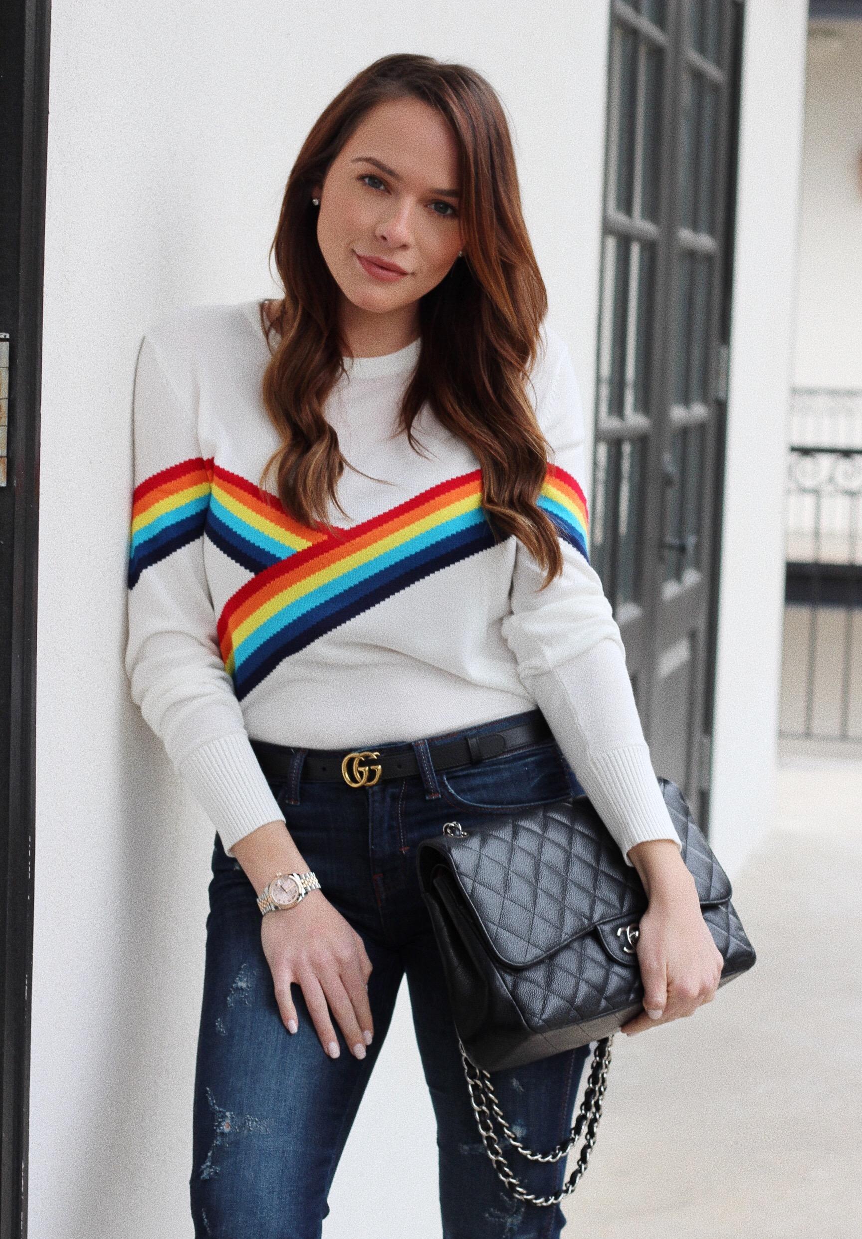 Sweaters for Spring - Hannah Swiggard