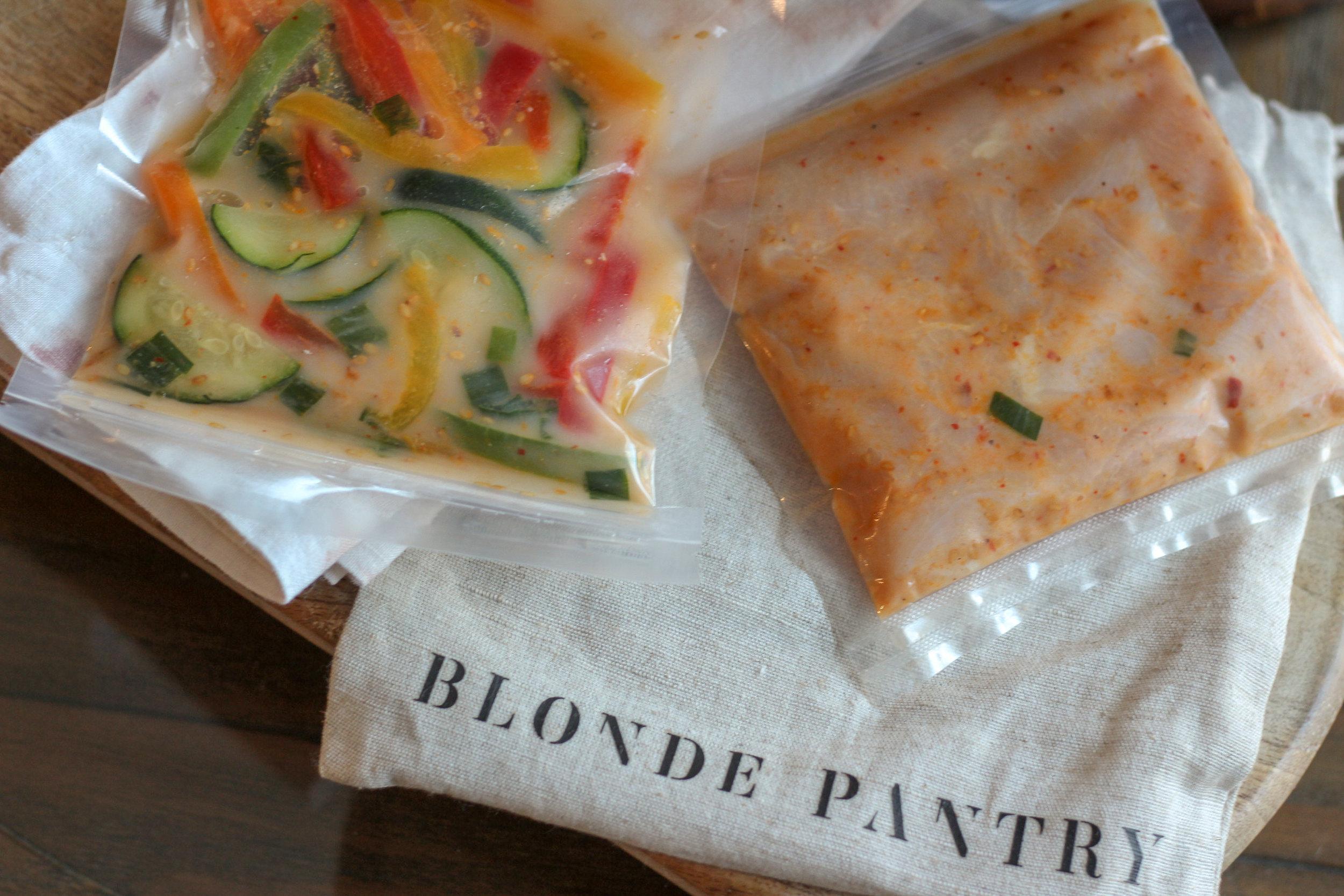 Hannah Swiggard - The Blonde Pantry