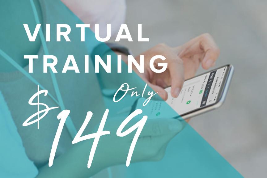 Virtual Training Tab
