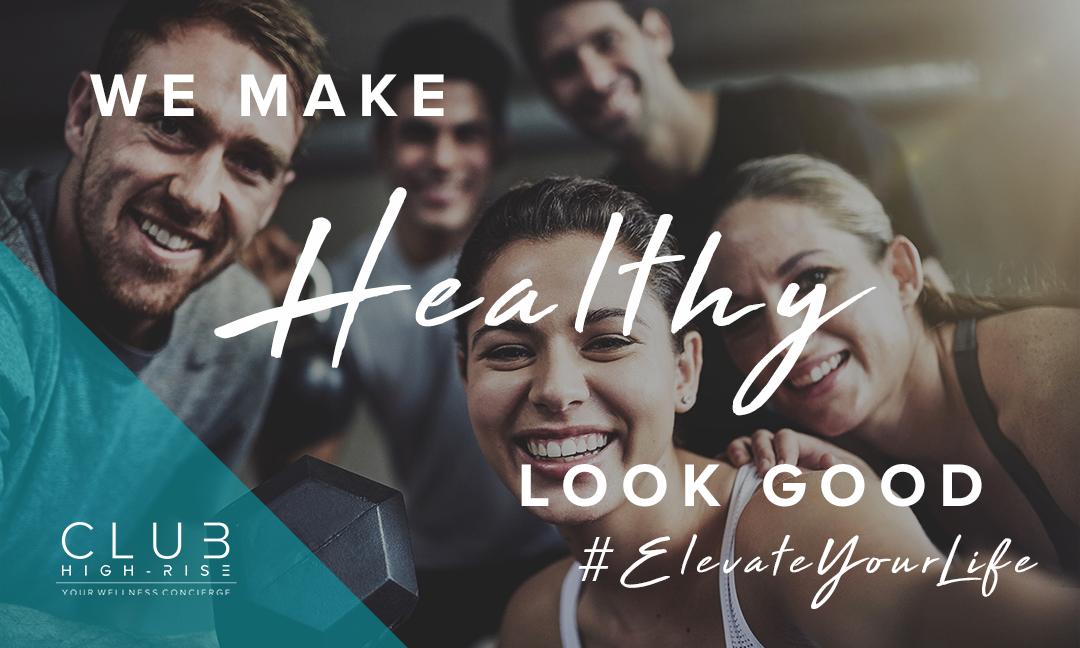 MAKE HEALTHY LOOK GOOD