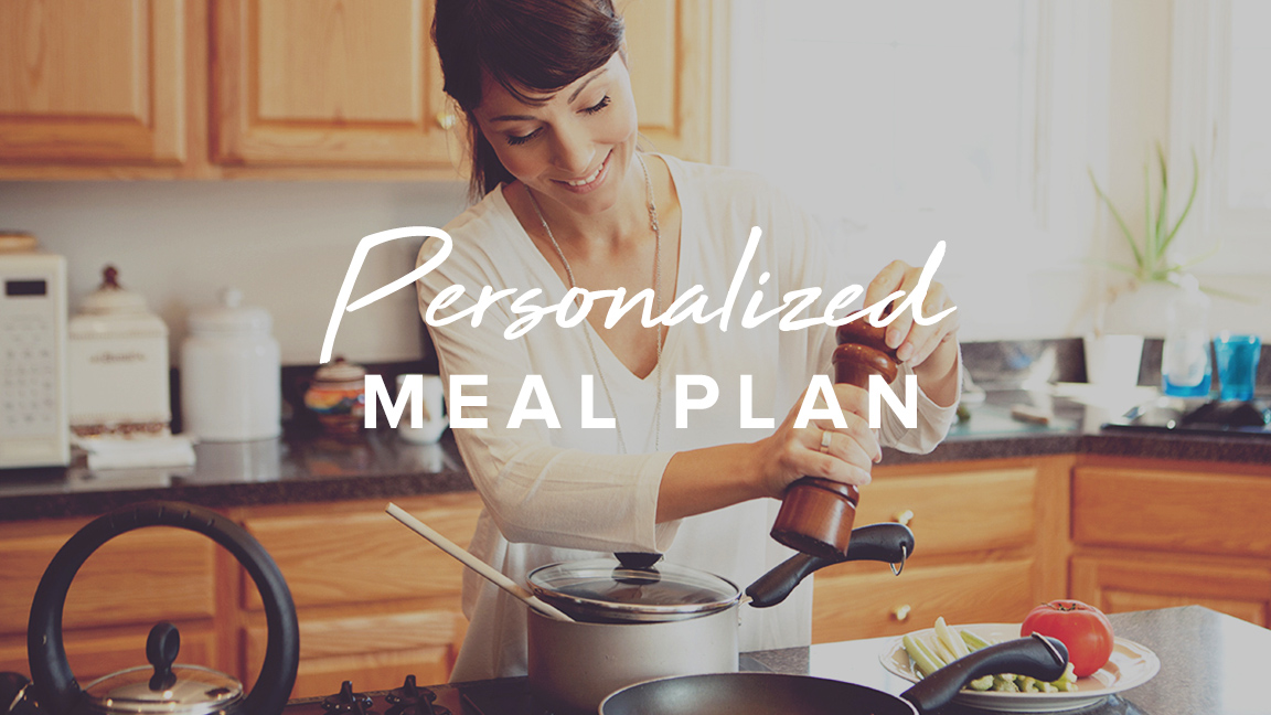Personalized Meal Plan