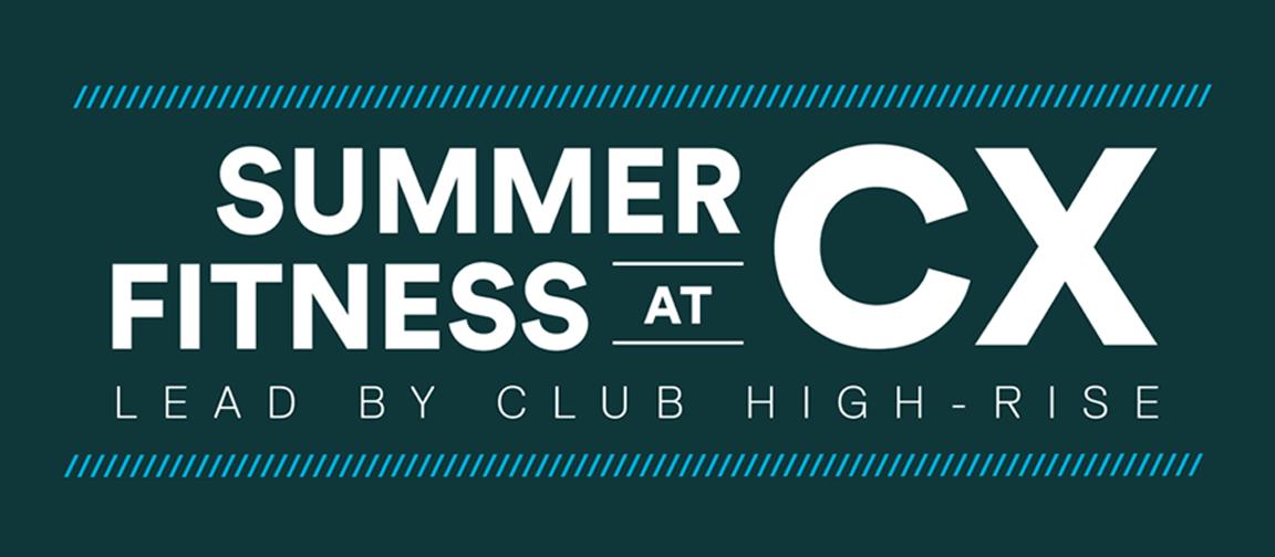 CX Fitness Logo