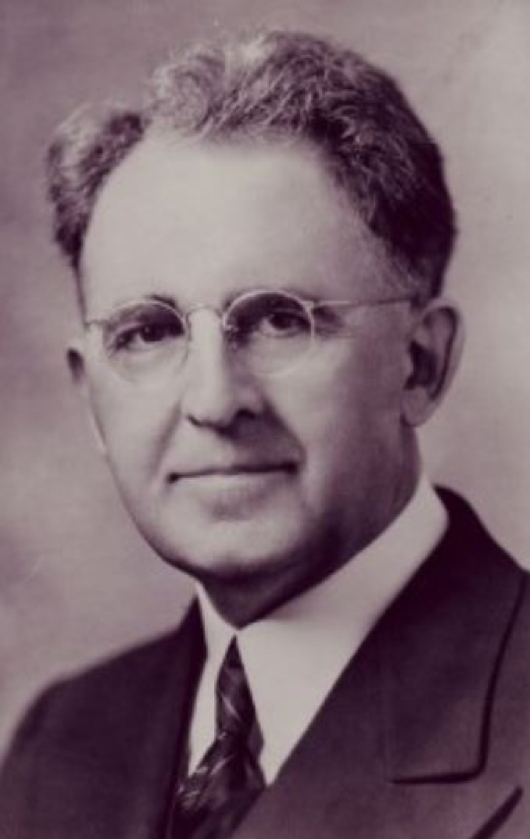 McElhany was the 13th President of the General Conference and served from 1936–1950.