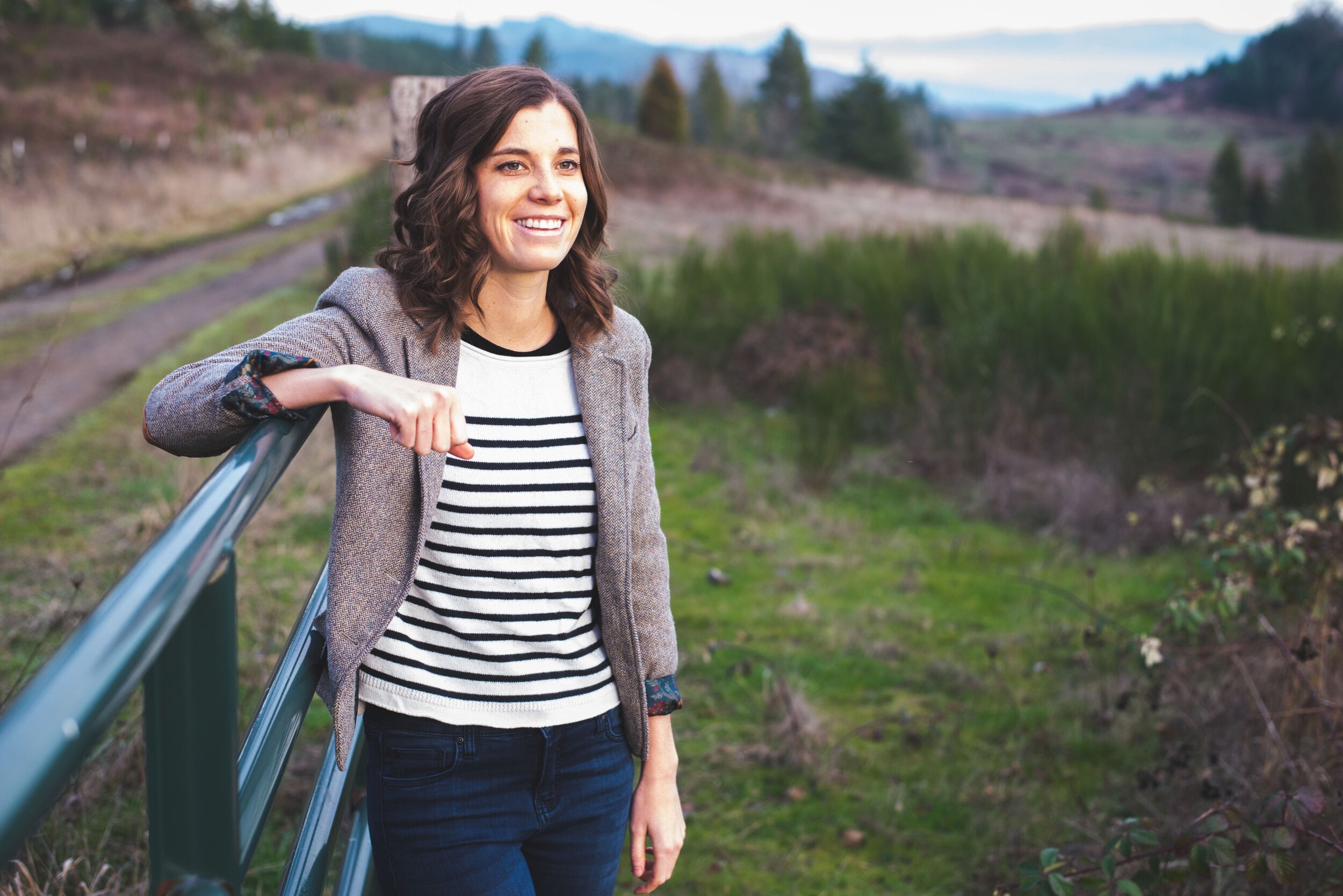 Elise Harboldt works in the health ministries department of the General Conference, and enjoys studying and sharing beautiful theology on the side.