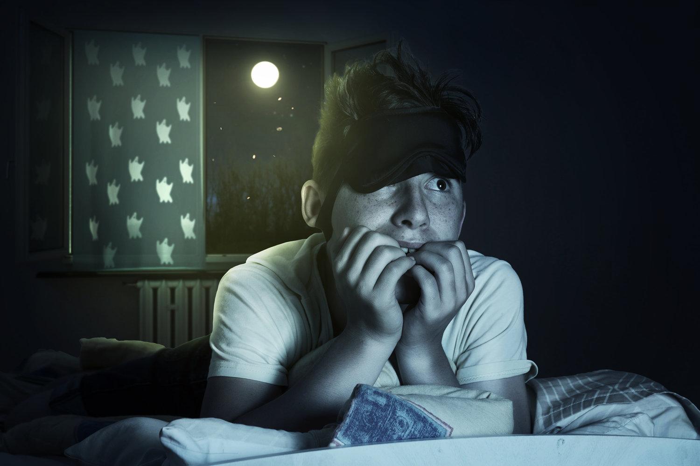 NoSleep — Jasper DeWitt