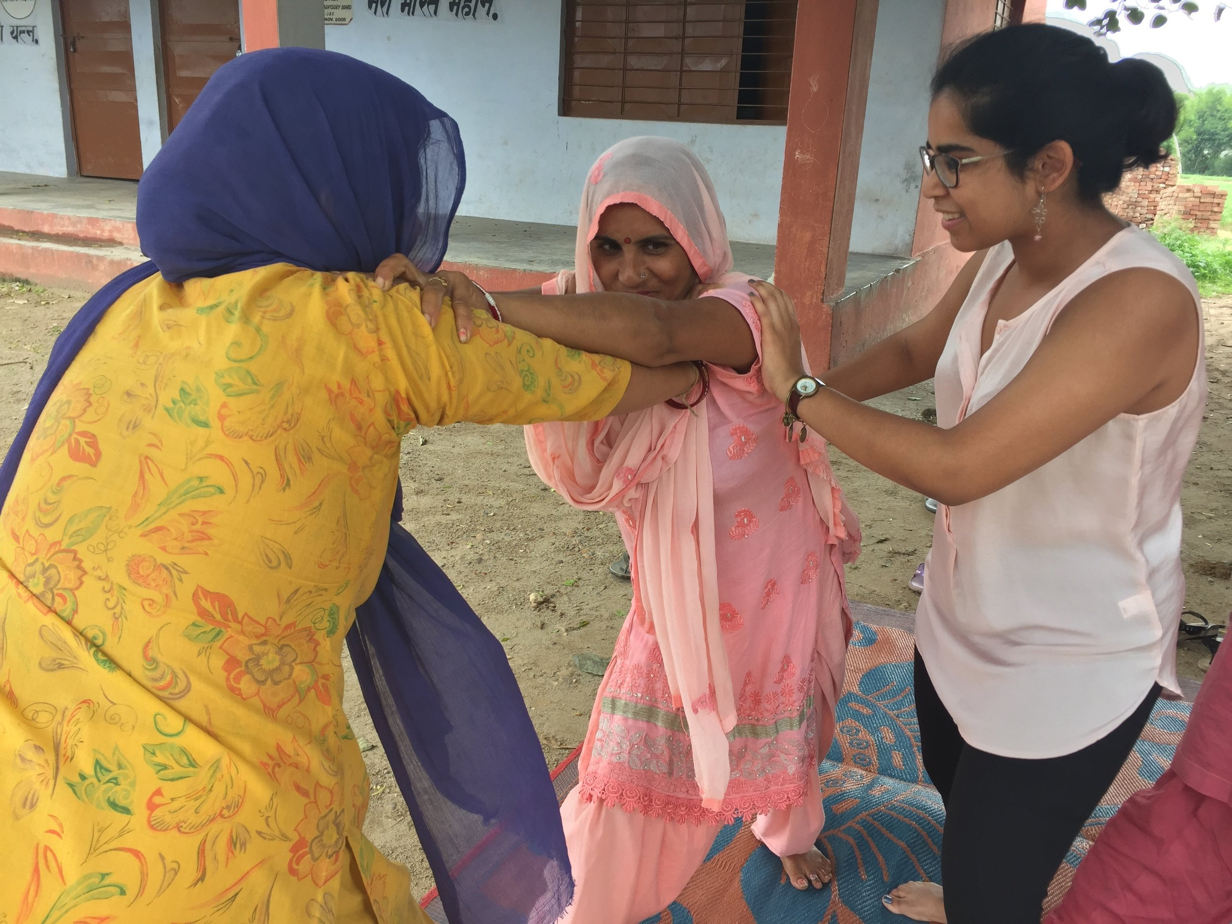 """""""Acting Out: Violence, Community, and Women's Theatre on the India-Pakistan Border"""" Presented at dis/locations: experimental geographies and methods at the margins. Mortara Center for International Studies, May 2017."""
