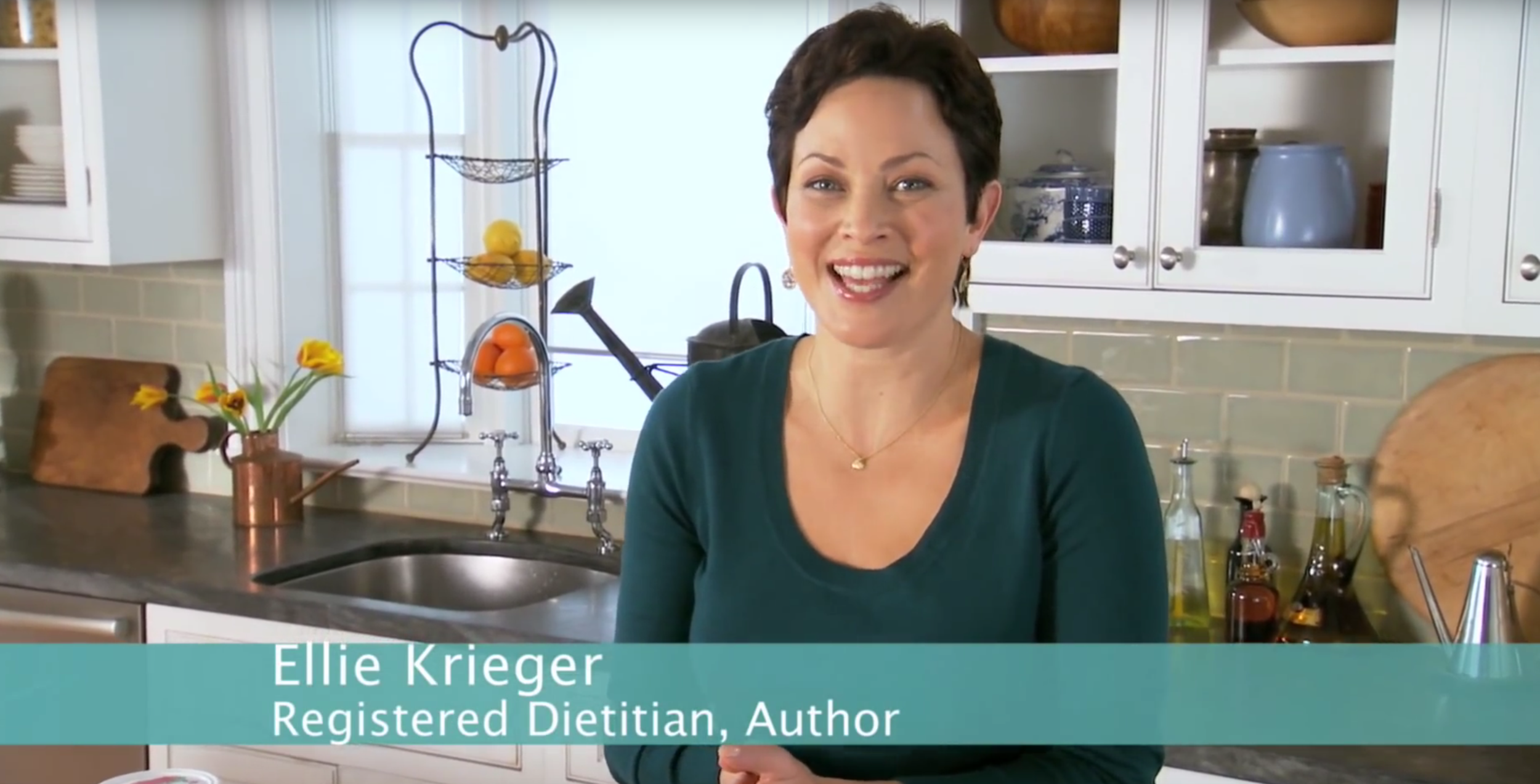 Ellie Krieger's Monthly Meal Makeovers