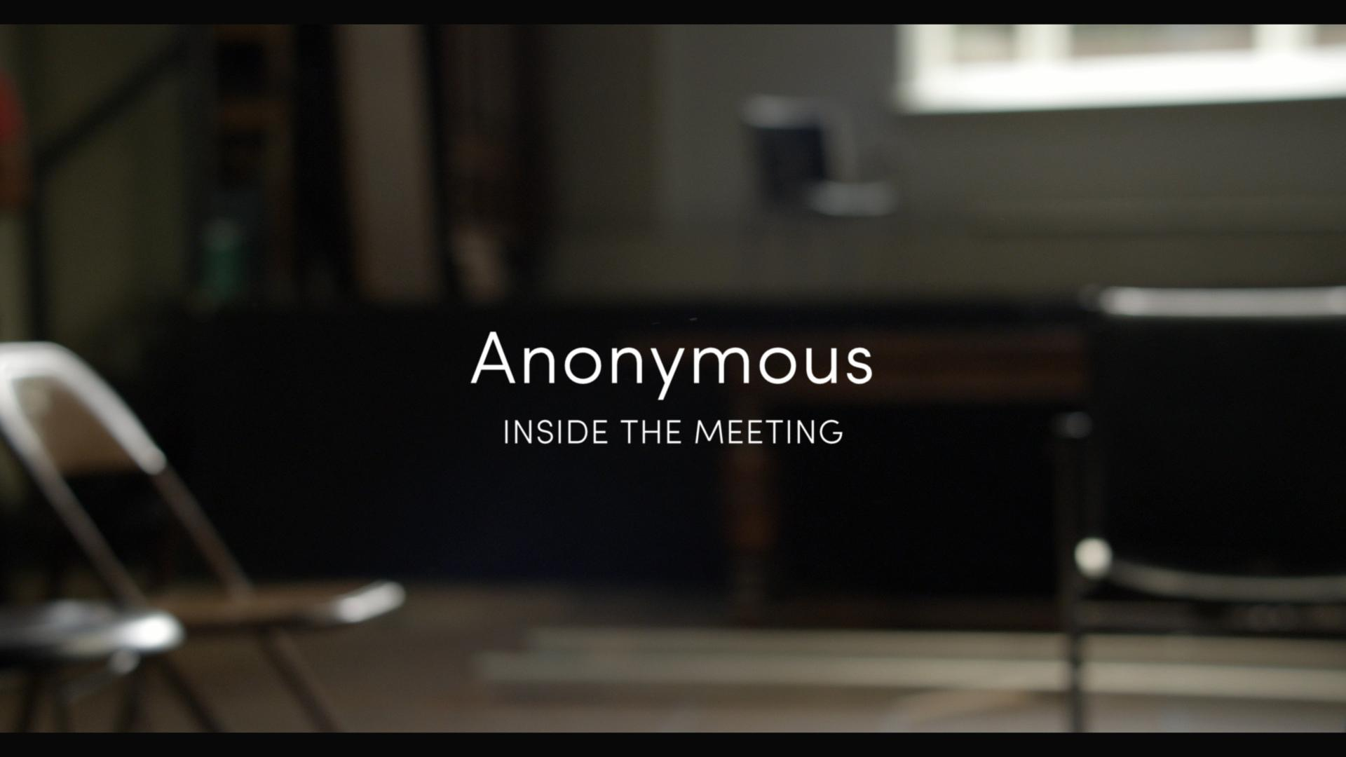 Anonymous: Inside The Meeting
