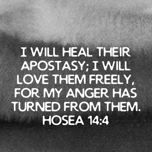 Hosea -