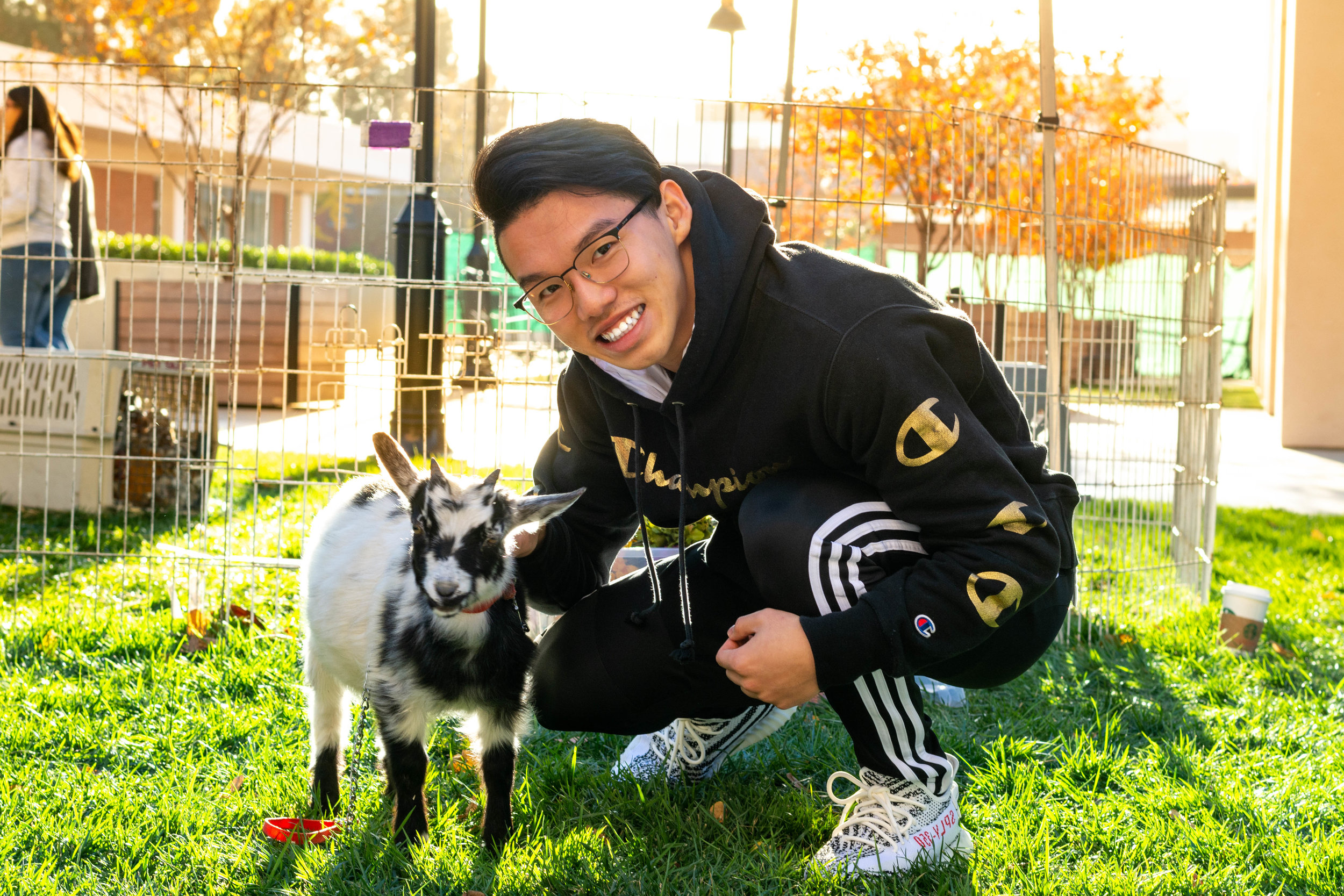 Historian - Jamie PoonHello fellow residences from CV2! I'm from Hayward, California and I went to California Crosspoint Academy High School. My major is Electrical Engineering. I played volleyball and soccer all four years. I listen to all simp music, especially Neyo and Ed Sheeran of high school, and I play table tennis for USA national. I was raised and born in Hong Kong, so I can speak four languages. I have the passion of helping others and volunteering whenever I'm free, and I was a President for Interact club. My goal for this year is to capture all the amazing moment on every single event.  I can't wait to serve as a historian of the year I <3 CV2
