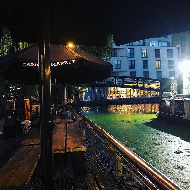Camden Locks.