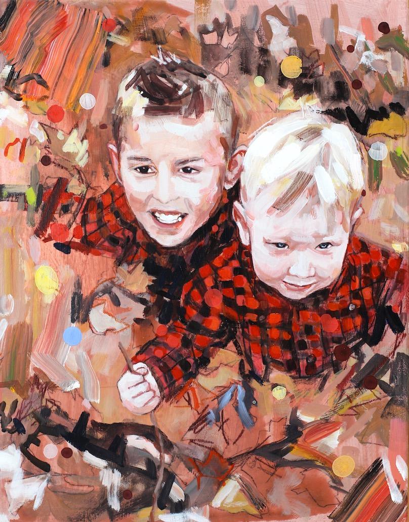 Landon's Little Boys